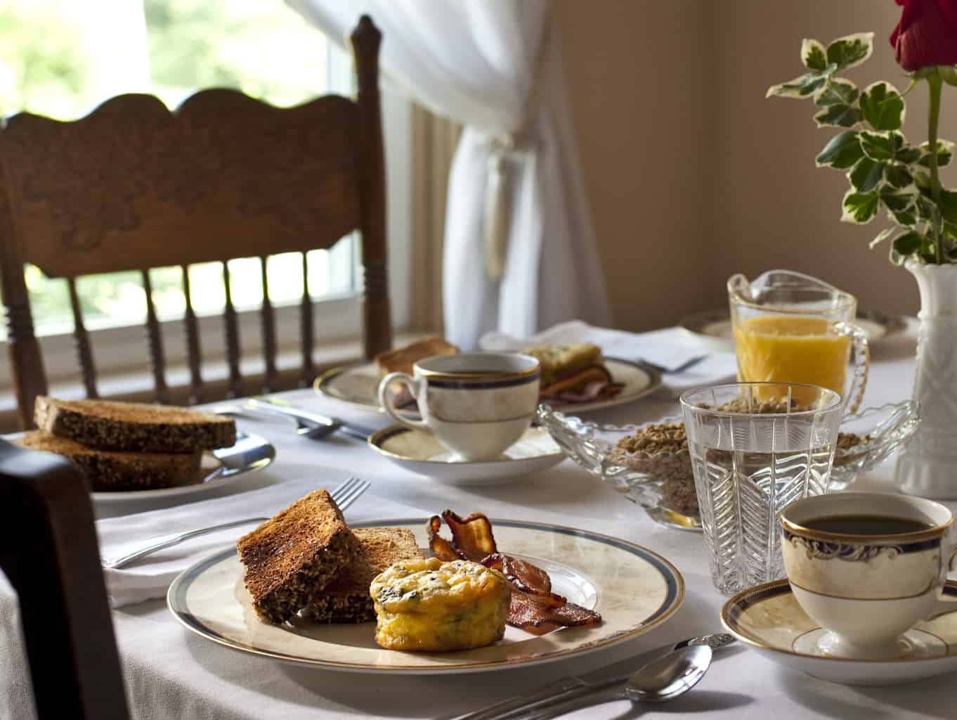 Bed and breakfast money making