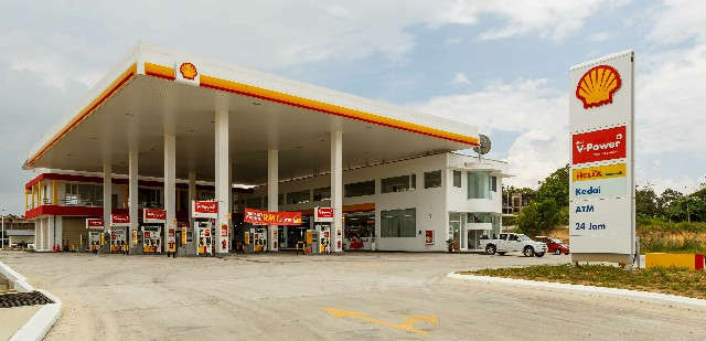 Buying Shell shares online